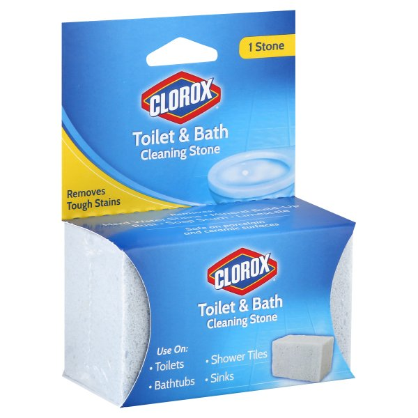 Butler Home Products, Clorox Toilet & Bath Cleaning Stone, 1 stone