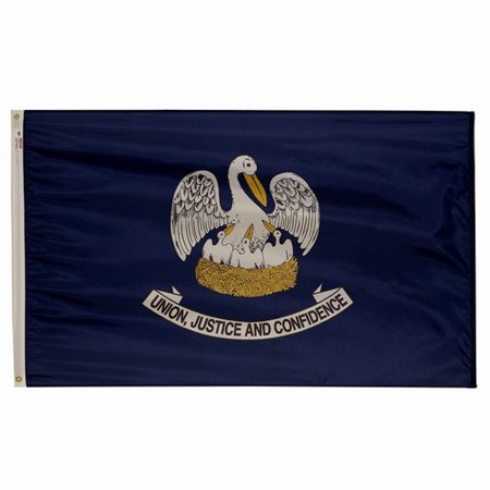 3x5 Louisiana State Flag Made In The USA