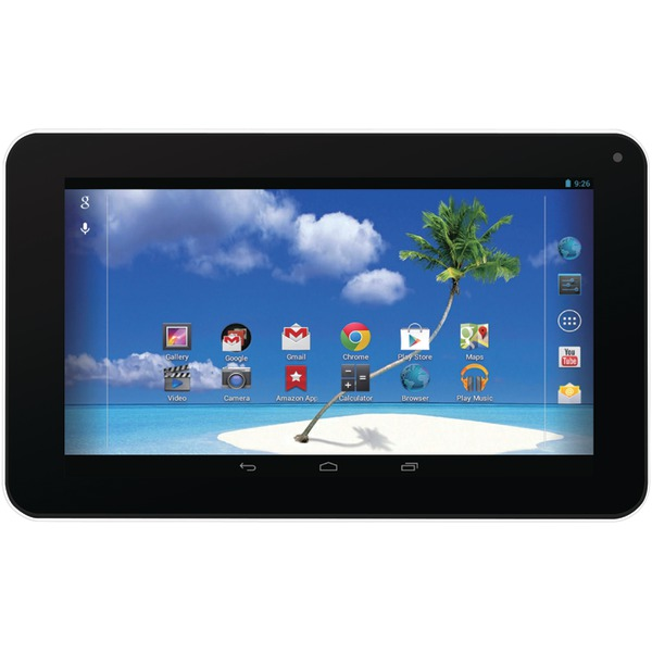 "Proscan PLT7100G 7"" Dual-Core Android 4.4 Internet Tablet with 4GB Memory"