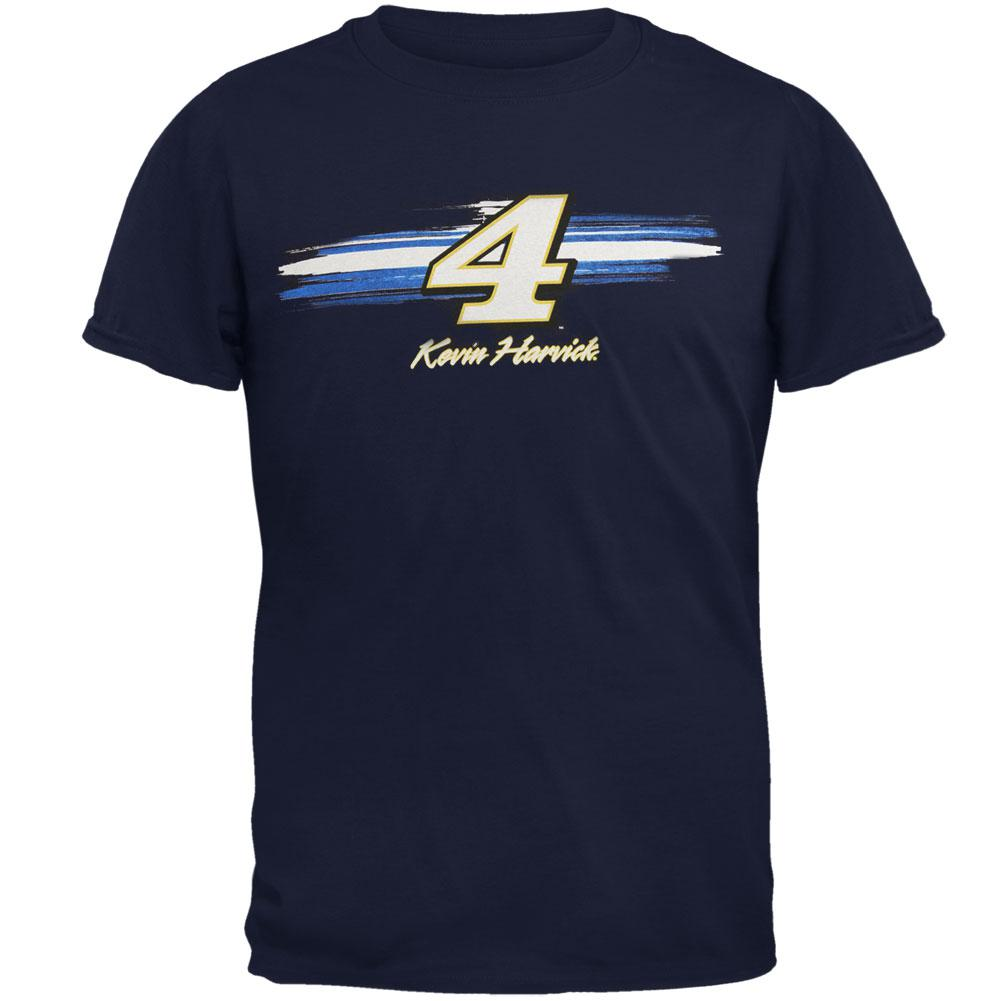 Kevin Harvick - 4 Fan Up Adult T-Shirt