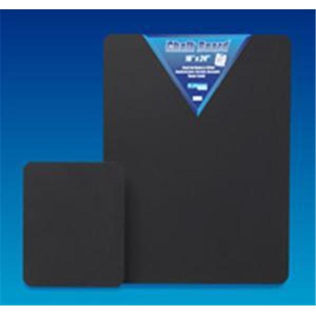Flipside 10202 - Black Chalk Board - 10 X 16 - Case Of 12