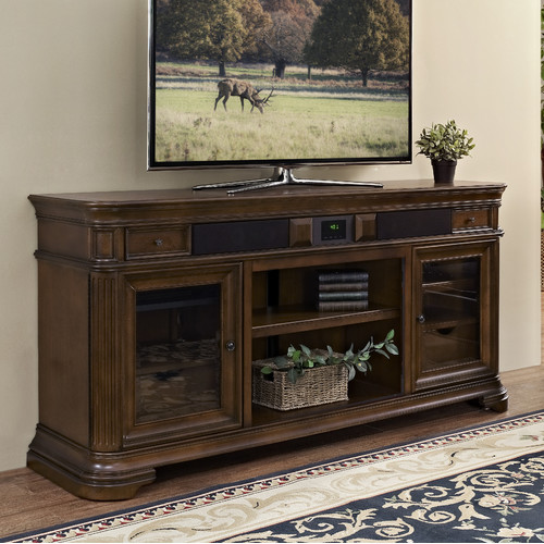 Turnkey Products Llc Lexington 66 Deluxe Tv Stand With Built In