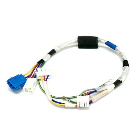 OEM LG Washer Multi Wire Motor Harness Shipped With WM2501HWA, WM2550HRCA, WM2550HVCA ()