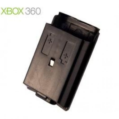 New Xbox360 Controller Battery Cover Black Replacement High Quality Excellent Performance Popular