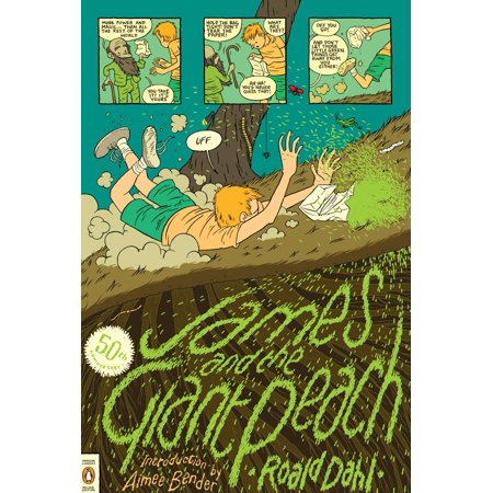 James and the Giant Peach : (Penguin Classics Deluxe Edition)