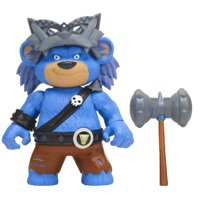 Power Players Bearbarian Basic Figure