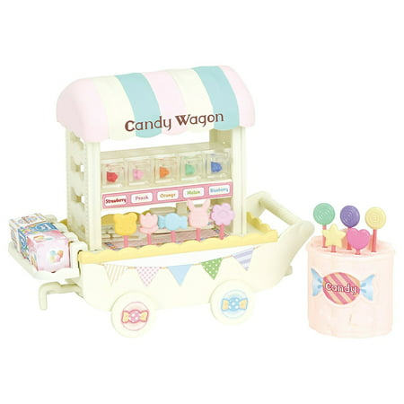 Calico Critters Candy Wagon (Calico Critters Storage)