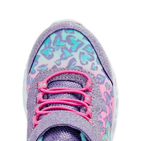 Athletic Works Light up Athletic Sneaker (Little Girls & Big Girls)