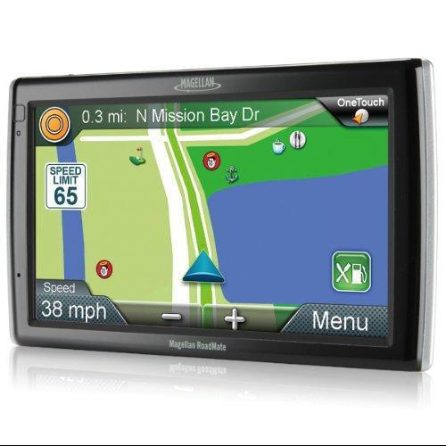 MAGELLAN RV9145SGLUC RoadMate(R) RV 9145-LM 7 Inch. GPS Device with Free Lifetime Map Updates