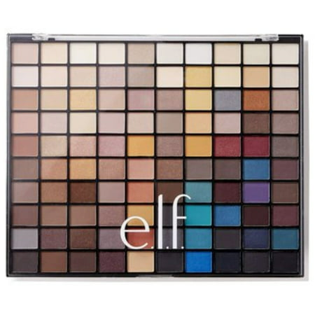 ($20 Value) e.l.f. Cosmetics 100 Color Eyeshadow Palette