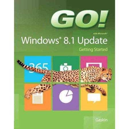 Go  With Microsoft Windows 8 1 Update 1  Getting Started
