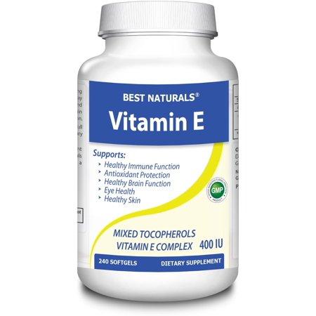 Vitamin E (Best Prenatal Pills To Take)