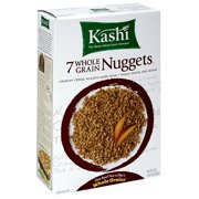 Kashi 7 Whole Grain Nuggets Cereal, 20 oz (Pack of 12)