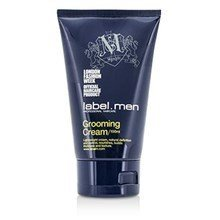 (Label M Men's Grooming Cream (lightweight Cream, Natural Definition And Control, Nourishes, Builds Thickness And Texture)