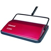 Best Floor Sweepers - Bissell Swift Sweep Carpet Floor Sweeper, Steel, Red Review