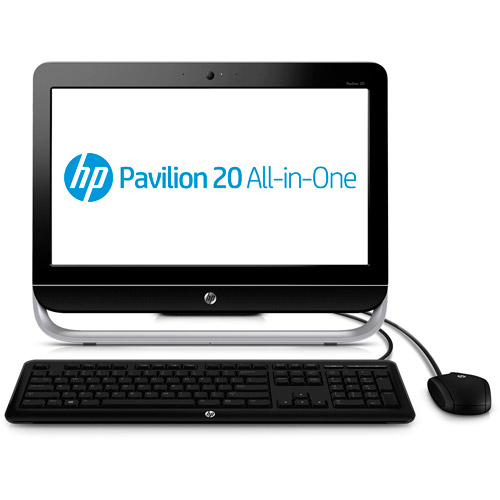 "HP Pavilion 20"" - 20-b310 - All-In-One Computer"