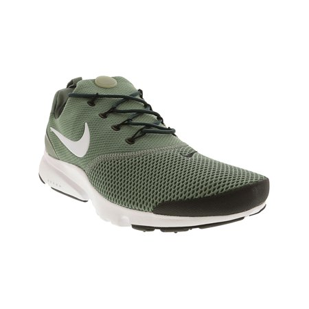 0800710dd7f8 Nike Men s Presto Fly Team Red   Dark Ankle-High Mesh Running Shoe - 11M ...