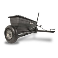 "Agri-Fab, Inc. 175 lb. 42"" Spread Width Drop Tow Behind Spreader Model #45-02884"