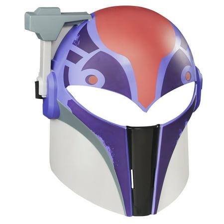 Star Wars Rebels Sabine Wren Mask - Star Wars Mask