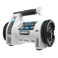 HART 20-Volt Cordless Dual Function Digital Inflator (Battery Not Included)