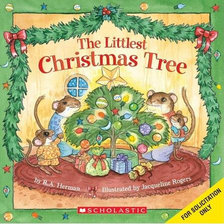 The Littlest Christmas Tree (Paperback) ()