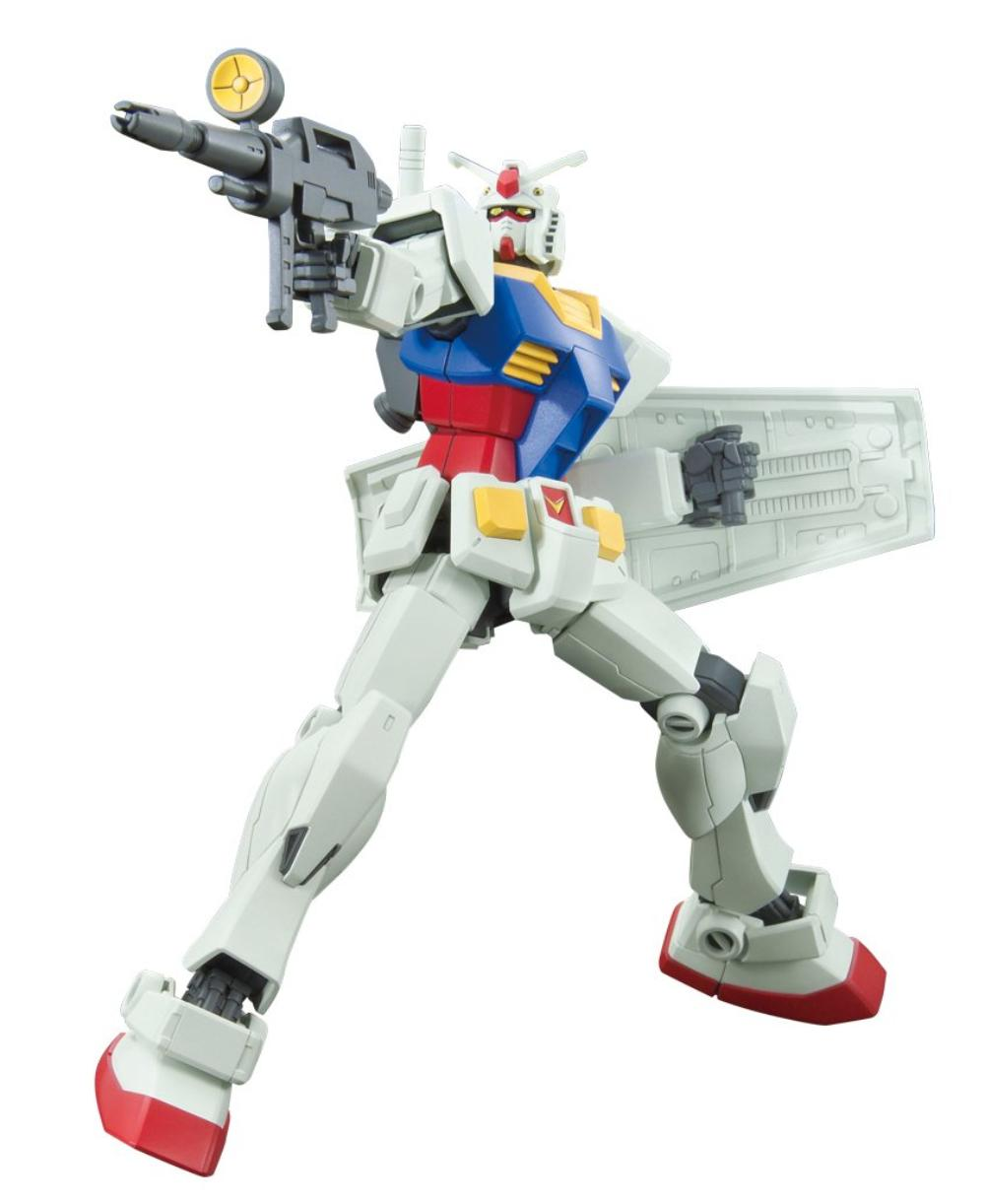HGUC RX-78-2 Gundam Revive Model Kit, 1 144 Scale, N A By Bandai Hobby by