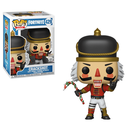 Funko Pop Games Fortnite S1 Crackshot Walmart Exclusive