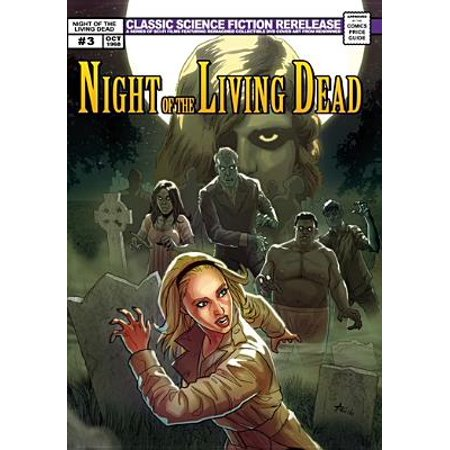 Night Of The Living Dead: Comic Book Collector's](Halloween Horror Nights Evil Dead 2017)