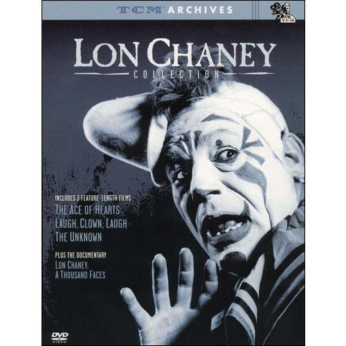 Lon Chaney Collection (Full Frame)