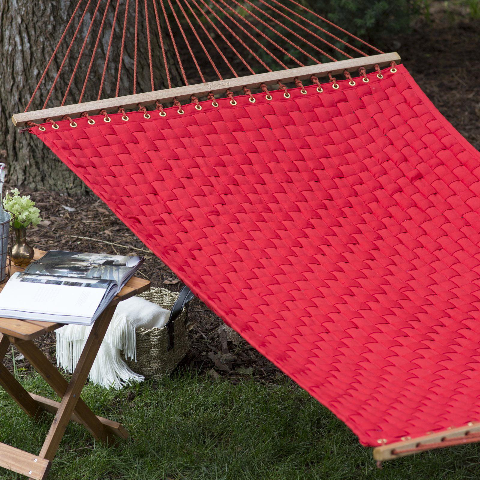 Island Bay Comfort Weave Double Hammock by