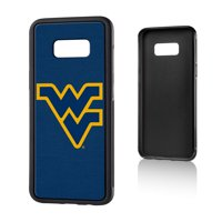 WVU West Virginia Mountaineers Solid Bump Case for Galaxy S8+