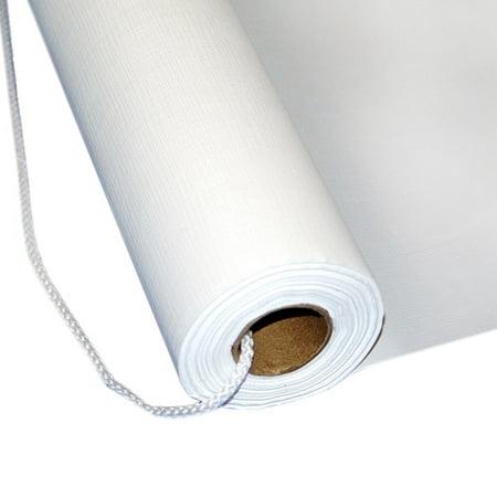 White Plastic Aisle Runner, 36