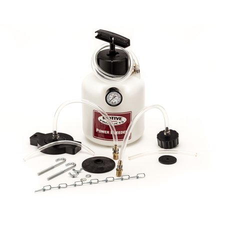 Motive Product 0251 Power Pressure Brake Bleeder 2 Quart Capacity