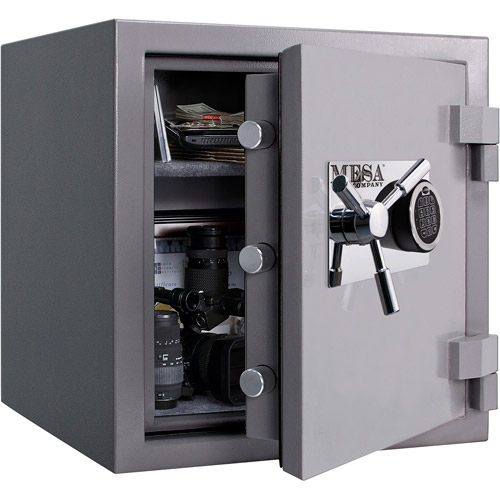 Mesa Safe MSC2120E High Security Composite Fire Safe 2.2 cu ft. with Electronic Lock