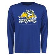 South Dakota State Jackrabbits Big & Tall Classic Primary Long Sleeve T-Shirt - Royal