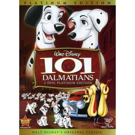 101 Dalmatians Party Supplies (101 Dalmatians (Animated) Platinum)