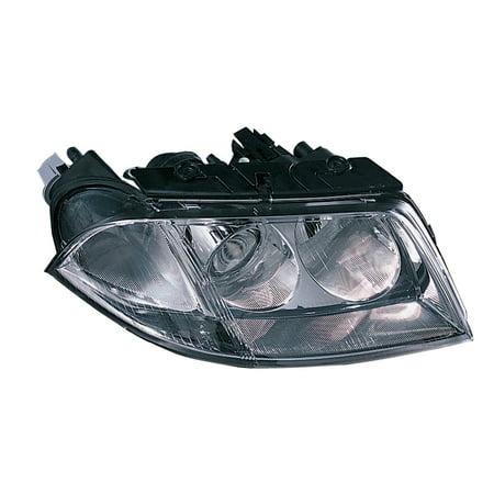 2001-2005 Volkswagen Passat  Aftermarket Passenger Side Front Head Lamp Assembly 3B0941016AQ CAPA