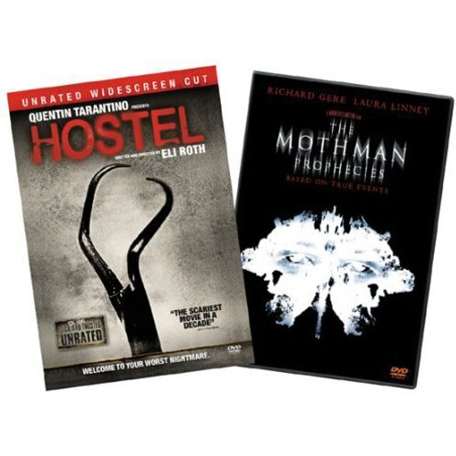 Hostel (Unrated) / The Mothman Prophecies (Widescreen)