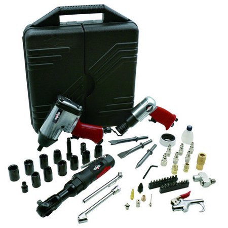 Briggs & Stratton BSAK621 62-Piece Air Tool Kit (Advanced Air Tool)