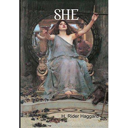 Haggard, H Rider: SHE - image 1 of 1
