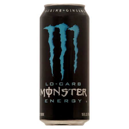 New 300421  Monster Energy Drink 16 Oz Lo-Carb (24-Pack) Fruit Drink Cheap Wholesale Discount Bulk Beverages Fruit Drink Reading Glasses](Halloween Monster Energy)