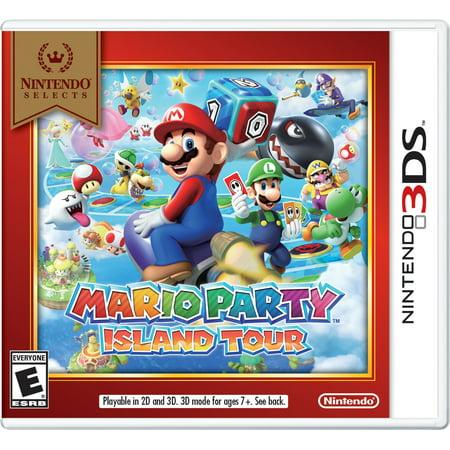 Nintendo Mario Party: Island Tour - Games Collection - Nintendo 3ds