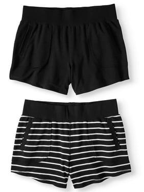 e085fec802 Womens Activewear Shorts   Skirts - Walmart.com