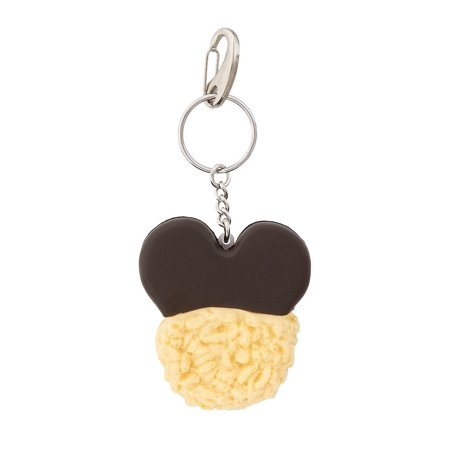 Disney Parks Mickey Mouse Crispy Treat Keychain New with Tags - Disney Park Halloween Treats
