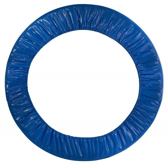 44 in. Mini Round Trampoline Replacement Safety Pad for 6 Legs - Blue