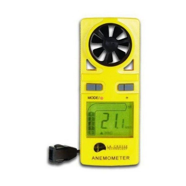 Brand New Velleman Sa 72-9605 Anemometer Wind And Temperature Meter by