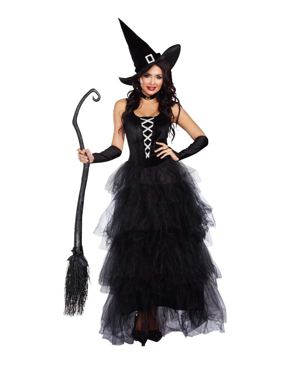 Spellbound Adult Womens Witch Costume