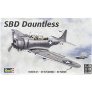 Plastic Model Kit-SBD Dauntless 1:48