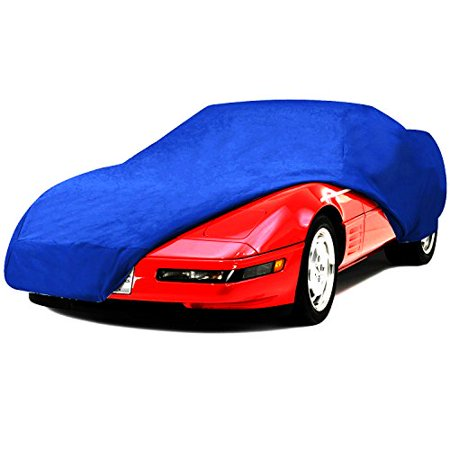 C4 Corvette Semi Custom Car Cover Blue Fits: All 1984 through 1996 Corvettes