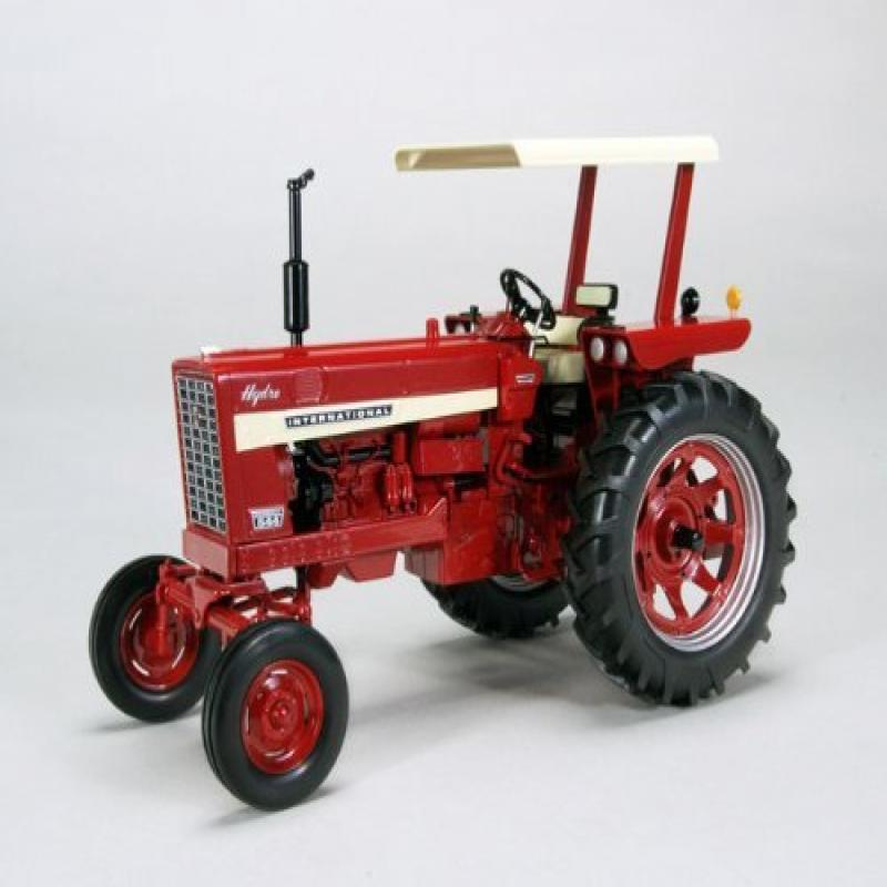 International Farmall 544 Hydro Diesel Tractor with Canop...
